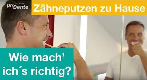 Mundepflege Tipps YouTube