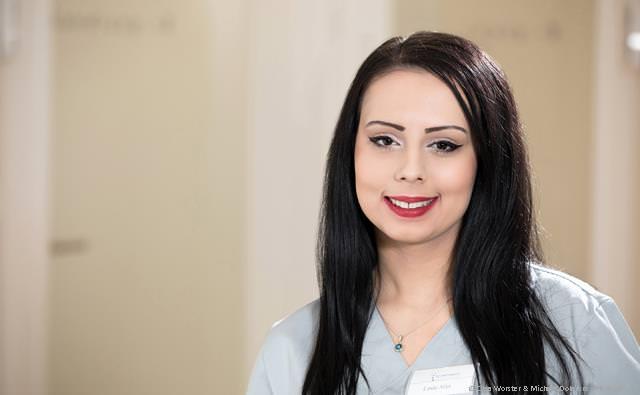 Linda Alija Zahnmedizinische Fachangestellte ZFA Behandlungs-Assistenz