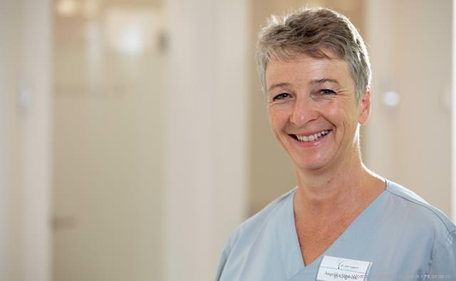 Angelika Schwenk Zahnmedizinische Fachangestellte ZFA Behandlungs-Assistenz