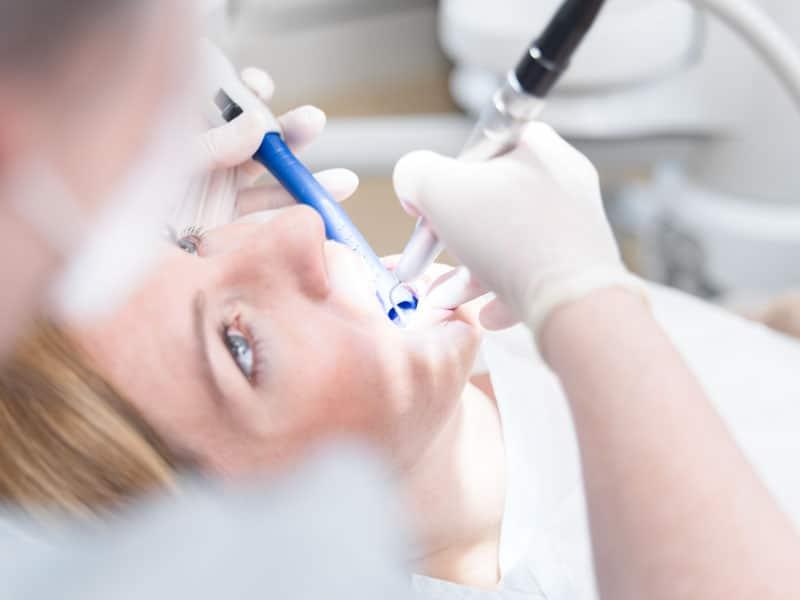 Prophylaxe beim Zahnarzt in Ellwangen