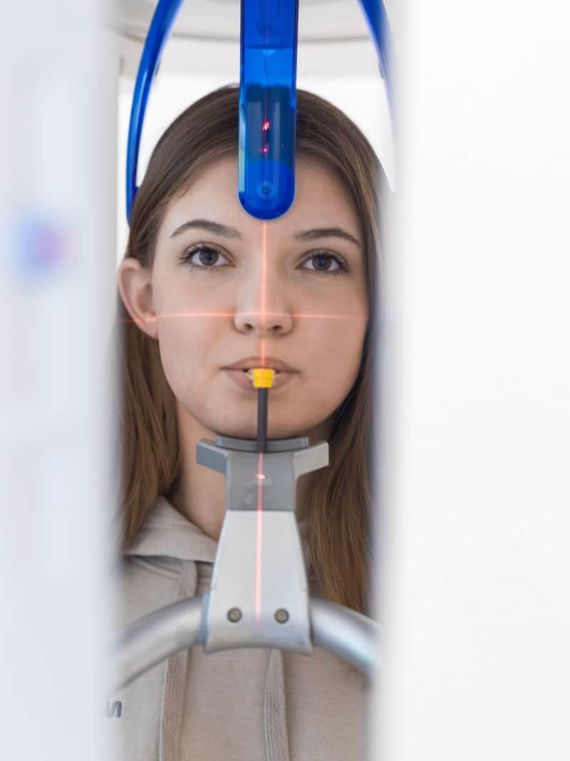 Digitales Röntgen beim Zahnarzt Ellwangen