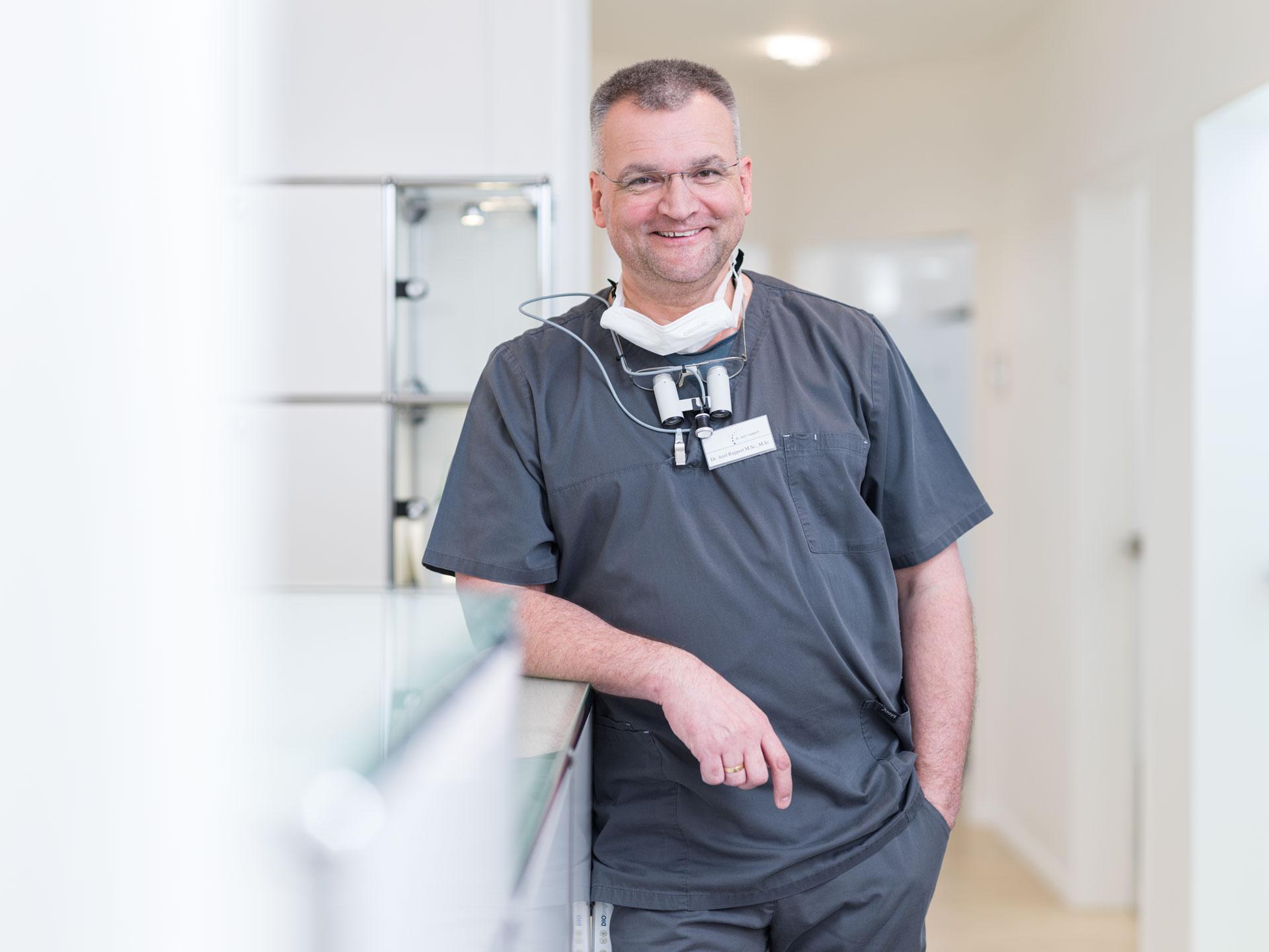 Dr. Axel Ruppert Zahnarzt