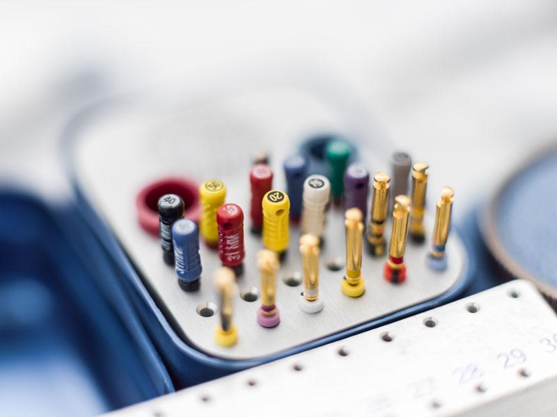 Werkzeug zur maschinellen Wurzelkanalaufbereitung